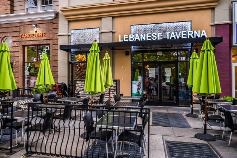 A Taste of Lebanon Taverna in Woodley