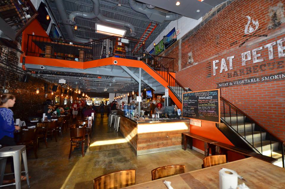 Fat Pete's Eat, Live & Die BBQ