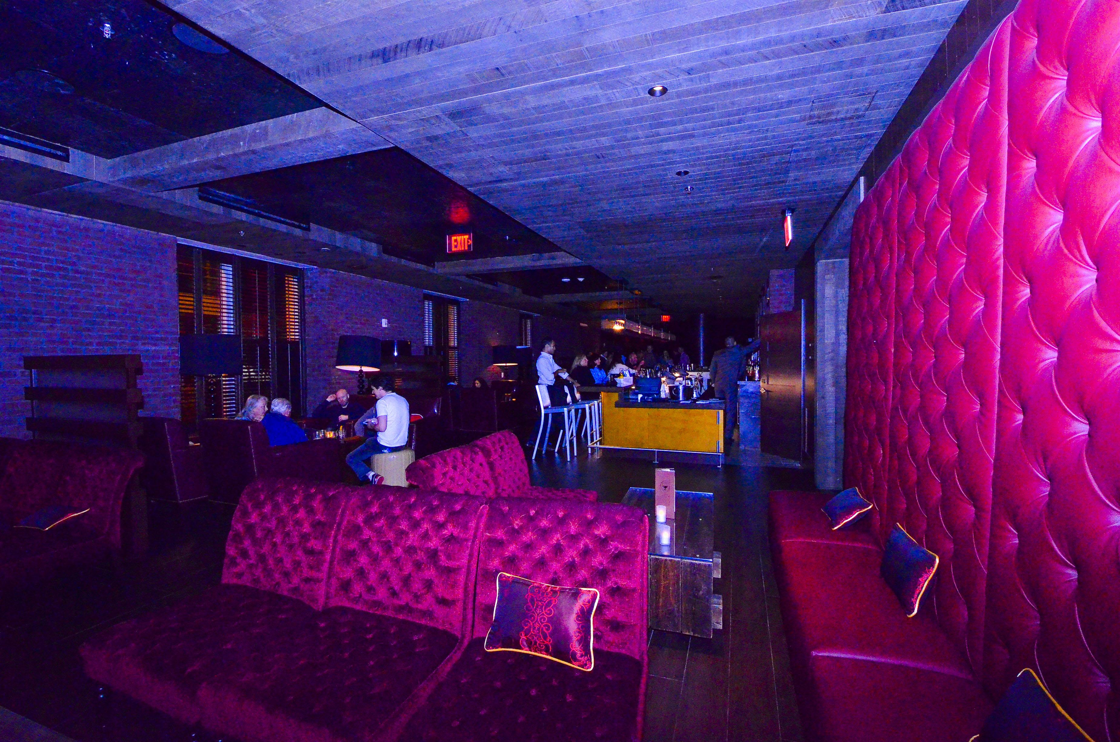 The Dignitary Bourbon Bar