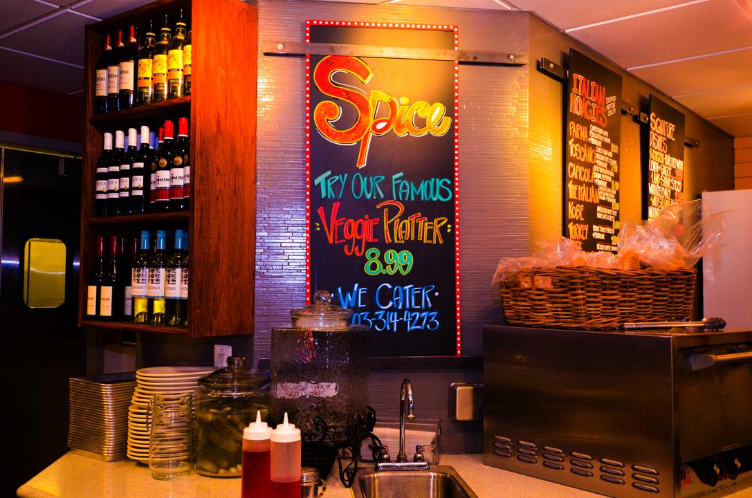 Spice | Clarendon