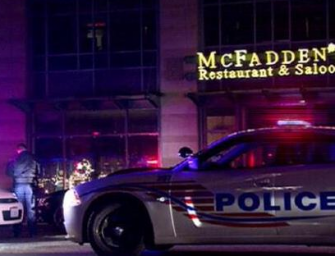 Five Stabbed at McFadden's