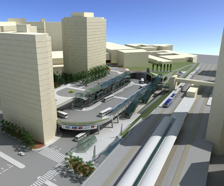 Silver Spring Finally Opens Problem Transit Center Runindc